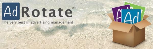 AdRotate wordpress plugin Download