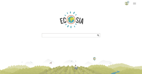 Ecosia — The search engine that plants trees!- Ecosia, the search engine that enables you to plant trees with your online searches!, Mozilla Addon download