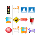 CarJongg - Mahjong with Cars Chrome extension download