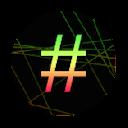 Colored Hashtag for Trello Chrome extension download