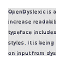 DyslexicReader Chrome extension download