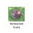it is i the frenchiest fry meme from tumblr Chrome extension download