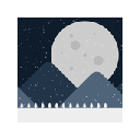 New Tab - Winter Animation Chrome extension download