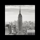 New York City Skyline New Tab Chrome extension download