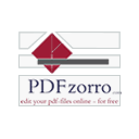 PDFzorro - PDF Editor Chrome extension download