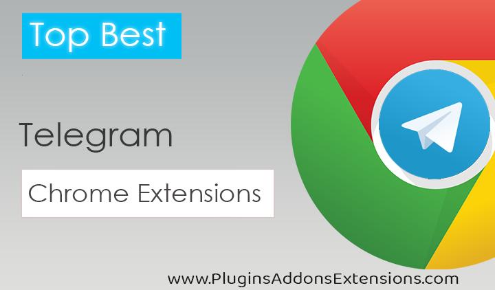 Chrome Extensions For Telegram